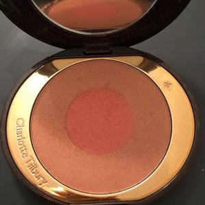 Charlotte Tilbury Cheek To Chic Blush - Ecstasy